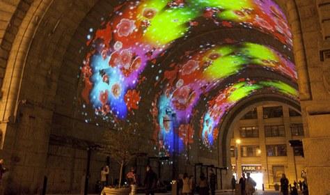 Art Under the Bridge