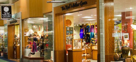 Portland Airport Gallery Shop representing over 1,000 artists