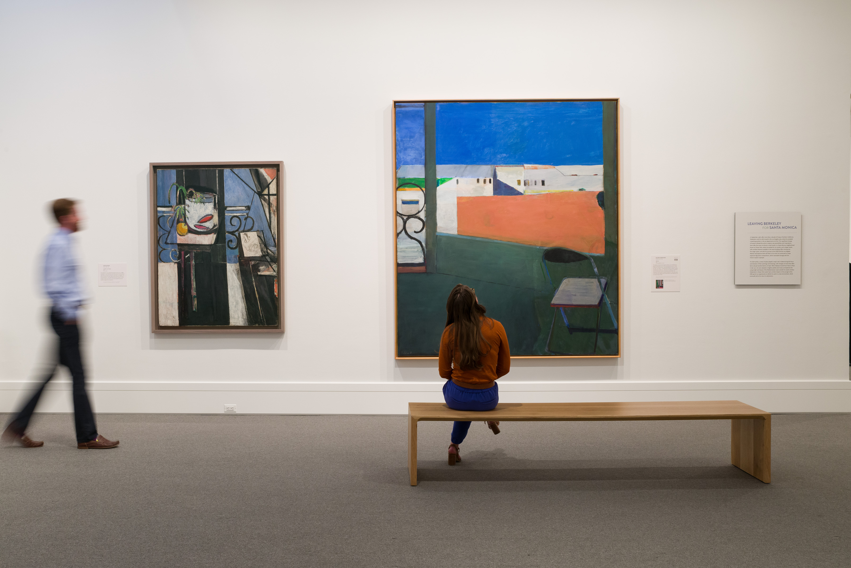 Matisse/Diebenkorn Artistic Soulmates