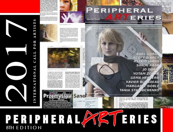 #Artists #Submit to Artist Opportunities // Peripheral ARTeries, Biennial Edition 2017
