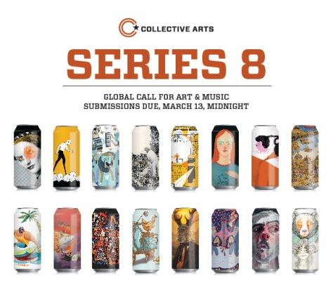 2 Days Left to #Submit to Series 8 Call for Art + Music