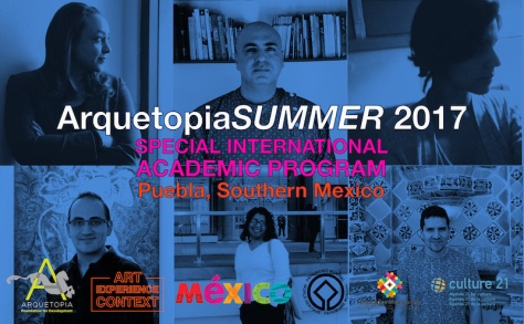 Special International Artist Residency in Southern Mexico SUMMER 2017