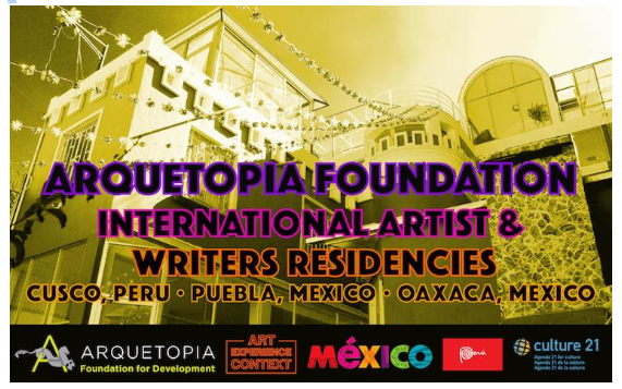 Artist and Writers Residencies in Peru and Mexico Application ...