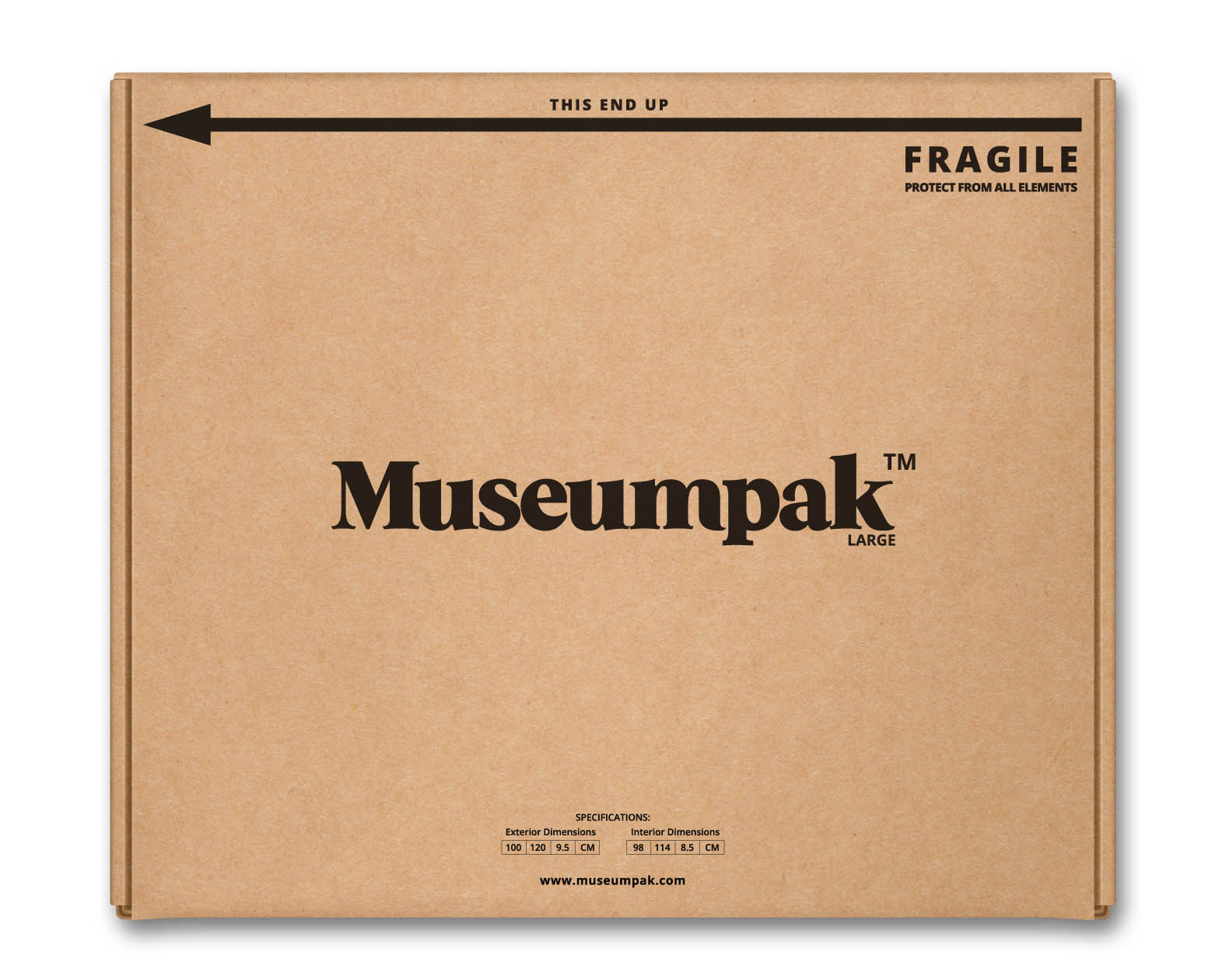 Museumpak All-in-One Art Shipping Boxes for Your Fine Art Packing Solution